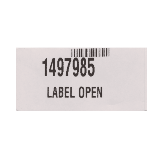 Label Open