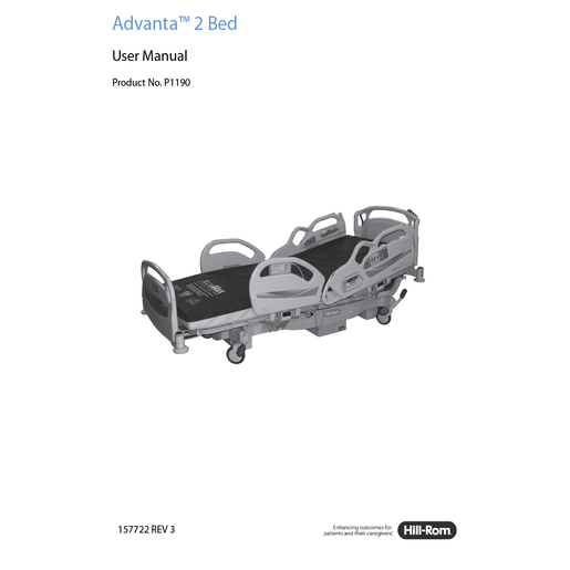 User Manual, Advanta 2