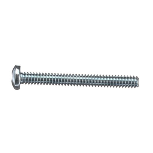 Screw, Machine, Pan, Ph, 4-40, 1.000