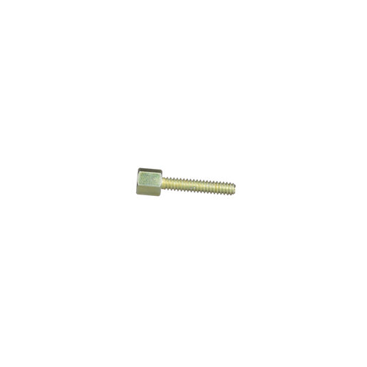 Screw, Cap, Hex, 4-40, .560, Steel