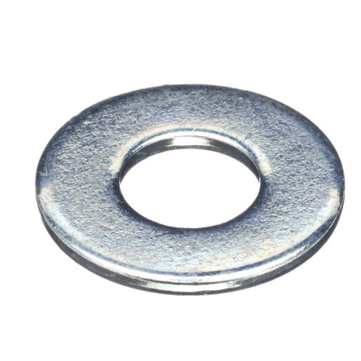 Washer, Flat, .391, .875, .063, Steel