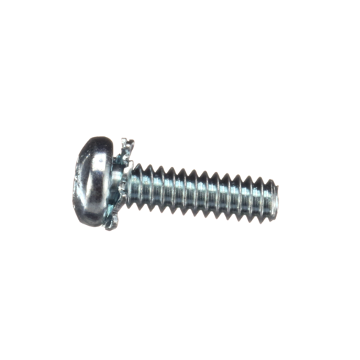 Screw, Machine, Pan, Tx, 6-32, .50, Steel