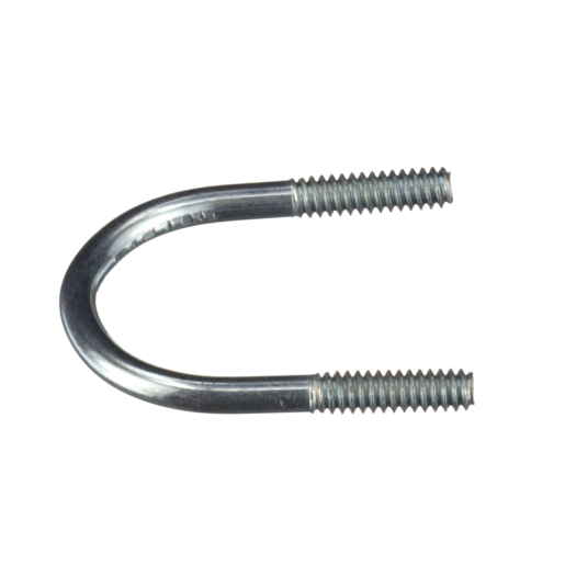 Screw, U-Type, 6-32, 1.125, Zinc