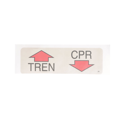 Label, TotalCare, CPR/Emer-Trend, Japanese