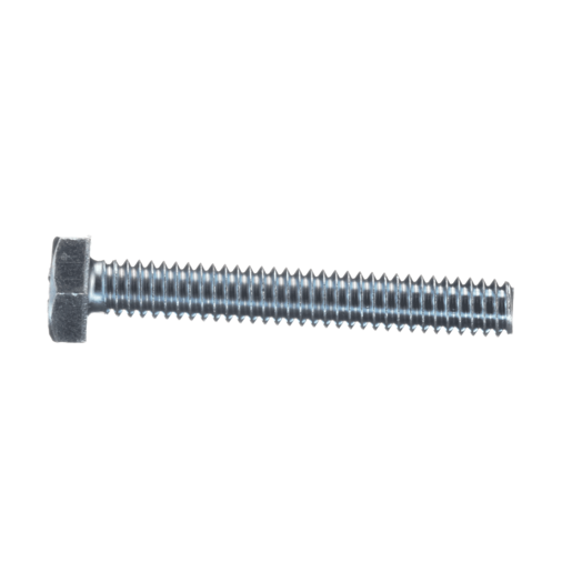 Screw, Cap, Hex, 1/4-20, 1.75, Zinc