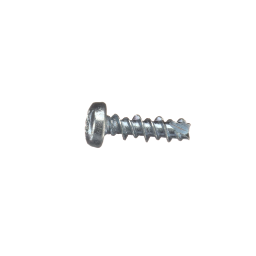 Screw, High/Low, Pan, Ph, #4, .375