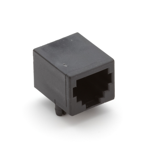 Phone Connector Module, 4 Pin, RA LO Pro