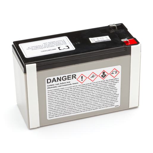 Battery, 12V 9Ah , With Foam Tape